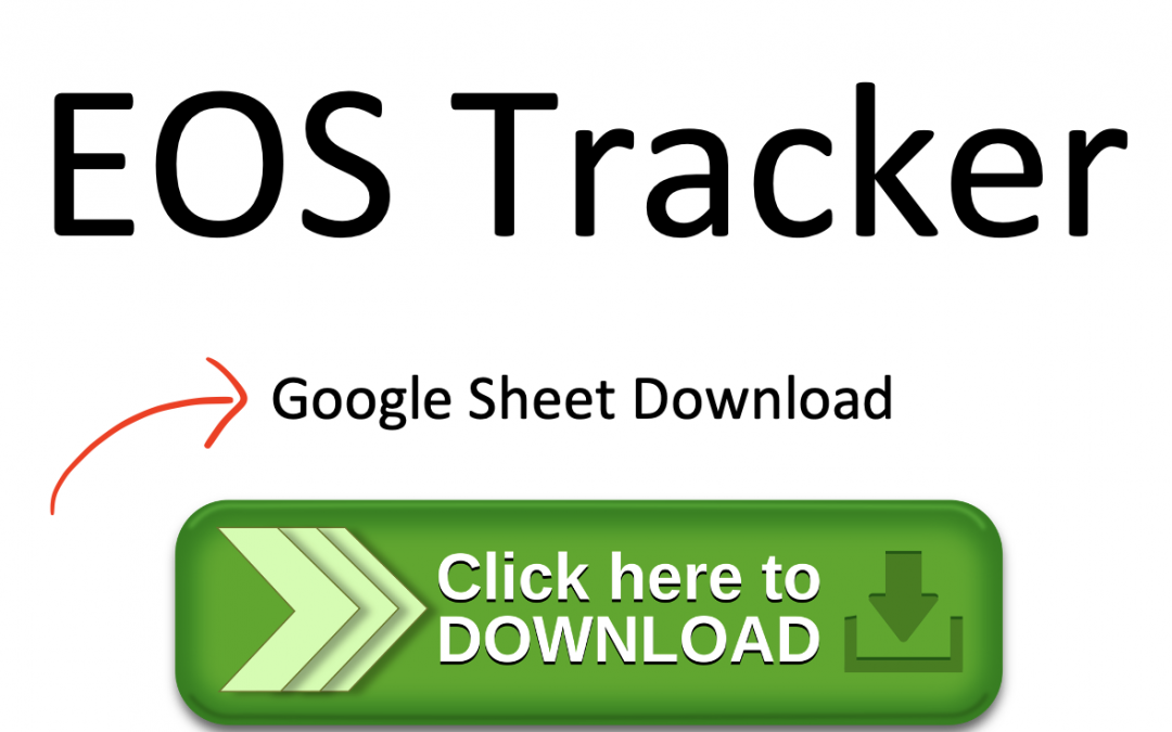 EOS Tracker for Google Sheets and Excel